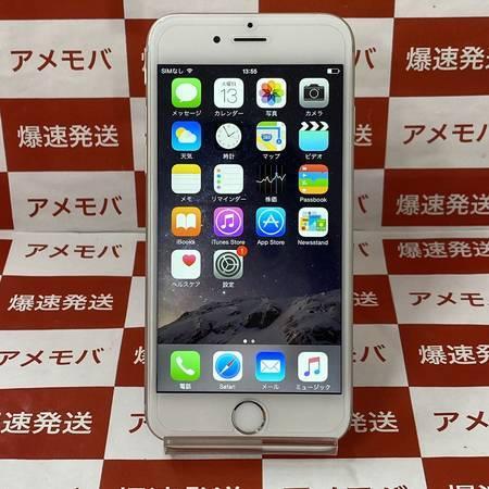 iPhone6 16GB Softbank○ バッテリー100% シルバー-正面