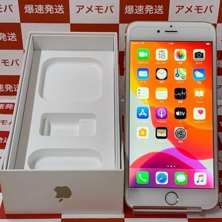 iPhone6s Plus 64GB docomo版SIMフリー バッテリー94%-正面