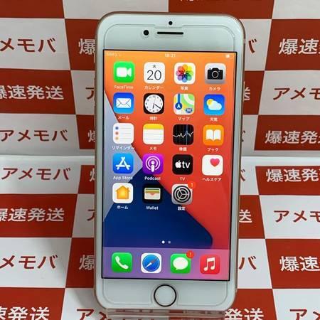 iPhone8 64GB docomo版SIMフリー ゴールド バッテリー88%-正面
