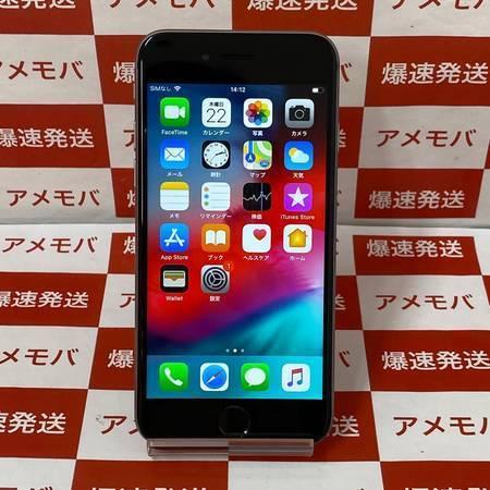iPhone6 16GB 海外版SIMフリー バッテリー100%-正面