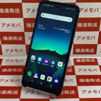 LG K50 802LG 32GB Softbank版SIMフリー ブルー