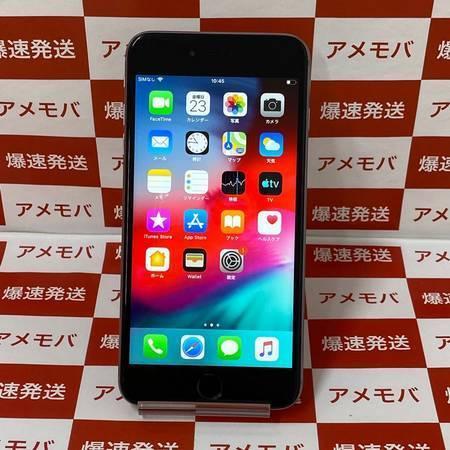 iPhone6 Plus 128GB AU○ バッテリー100% スペースグレイ-正面