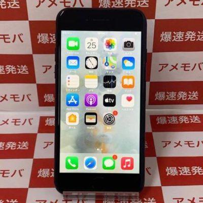iPhone7 128GB UQモバイル版SIMフリー ブラック バッテリー84%