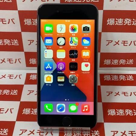 iPhone6s 32GB SIMフリー スペースグレイバッテリー86%-正面