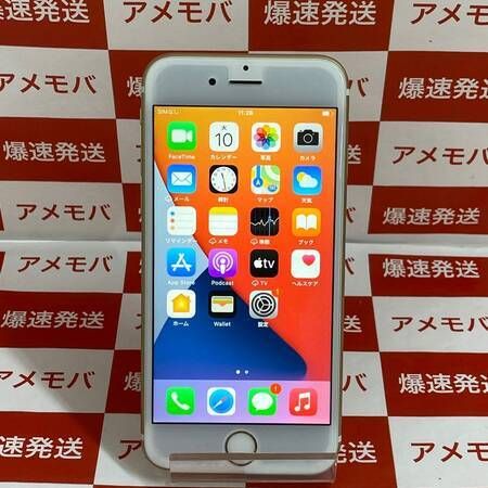 iPhone6s 32GB Softbank版SIMフリー バッテリー89% 極美品-正面