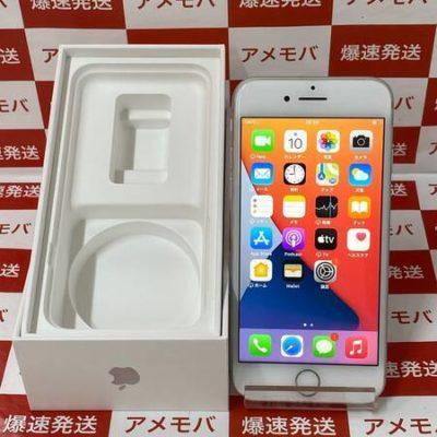 iPhone7 32GB AU版SIMフリー シルバー
