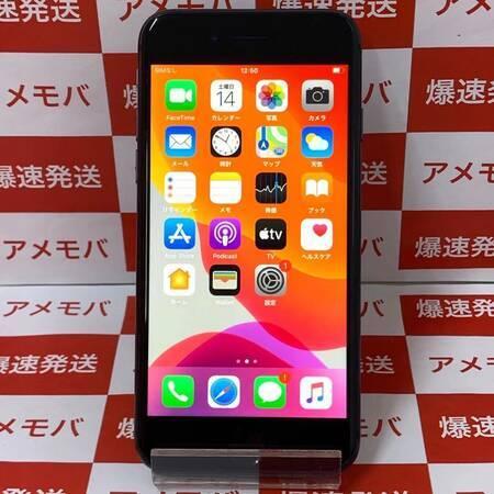 iPhone8 64GB AU版SIMフリー スペースグレイッテリー86%-正面