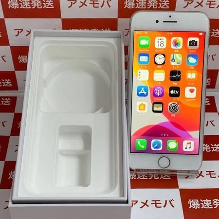 iPhone8 64GB docomo版SIMフリー シルバー 美品-正面