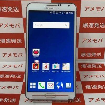 GALAXY Note 3 SC-01F 32GB docomo○ ホワイト