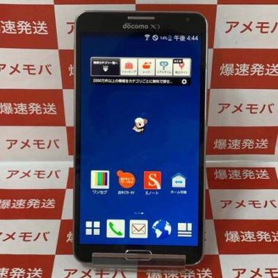 GALAXY Note 3 SC-01F docomo○ ブラック