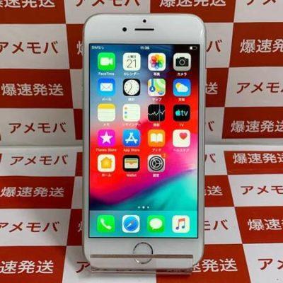 iPhone6 64GB docomo◯ シルバー バッテリー86%