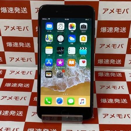 iPhone7 Plus 128GB Apple版SIMフリー バッテリー89%-正面