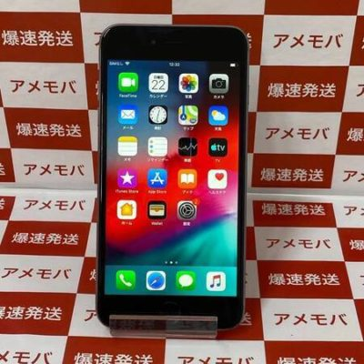 iPhone6 Plus 64GB AU○ バッテリー100%  スペースグレイ