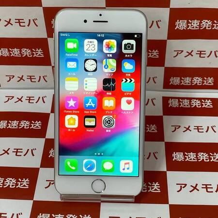 iPhone6 64GB docomo○ バッテリー94% シルバー-正面