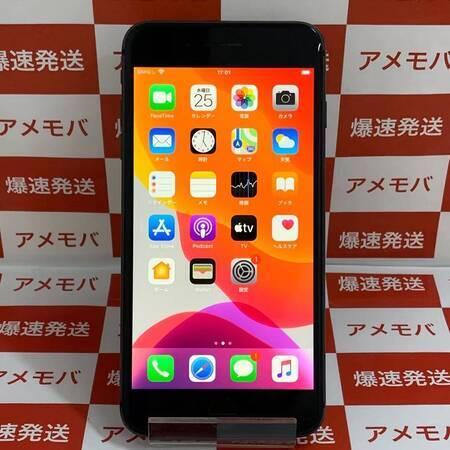 iPhone8 Plus 64GB AU版SIMフリー スペースグレイ-正面