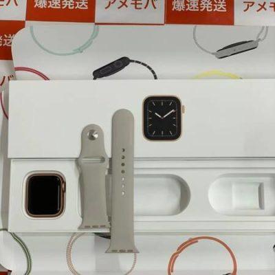 Apple Watch Series 5 40mm GPSモデル MWRY2J/A