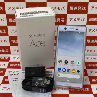 Xperia Ace J3173 64GB SIMフリー ホワイト 新品同様