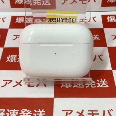 大特価Apple AirPods Pro MWP22J/A ワイヤレス充電ケース
