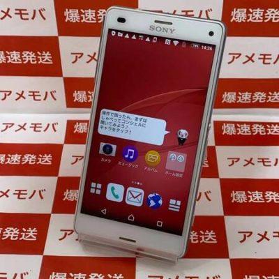 訳あり大特価  Xperia Z3 Compact SO-02G docomo○ ホワイト