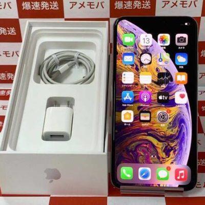 iPhoneXS Max 64GB docomo版SIMフリー バッテリー87%