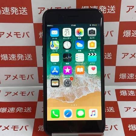 iPhone7 32GB docomo版SIMフリー ブラック バッテリー90%-正面