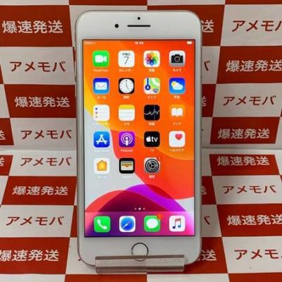 iPhone8 Plus 64GB docomo版SIMフリー シルバー
