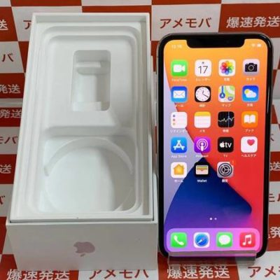 iPhone X 256GB Softbank版SIMフリー シルバー