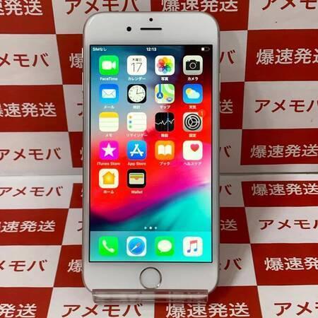 iPhone6 16GB docomo○ シルバー バッテリー100%-正面