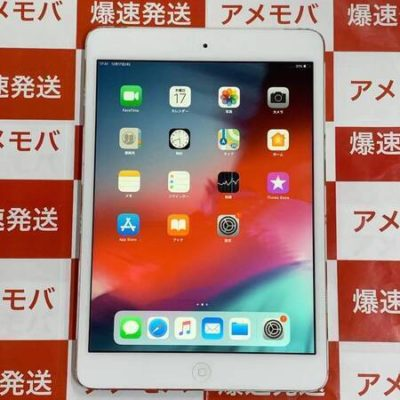 iPad mini Retina 16GB Softbank◯ バッテリー87%