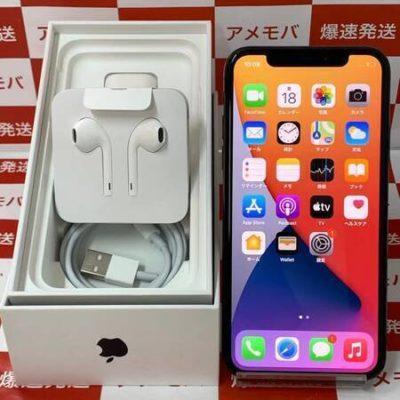 iPhone X 64GB docomo版SIMフリー スペースグレイ