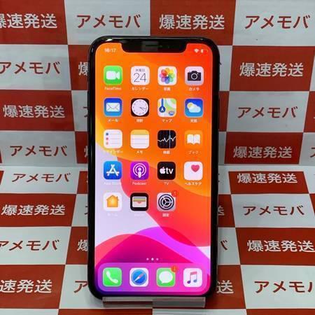 大特価 iPhone X 64GB Softbank版SIMフリー バッテリー85%-正面