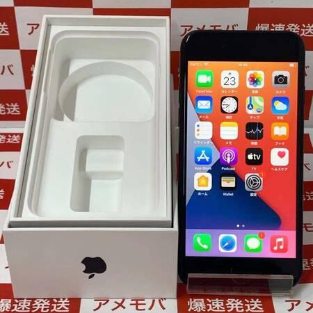 iPhone7 32GB Apple版SIMフリー ブラック バッテリー85%-正面
