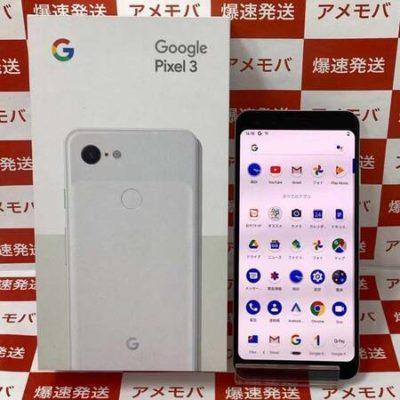 Google Pixel 3 G013B 64GB Softbank版SIMフリー 極美品