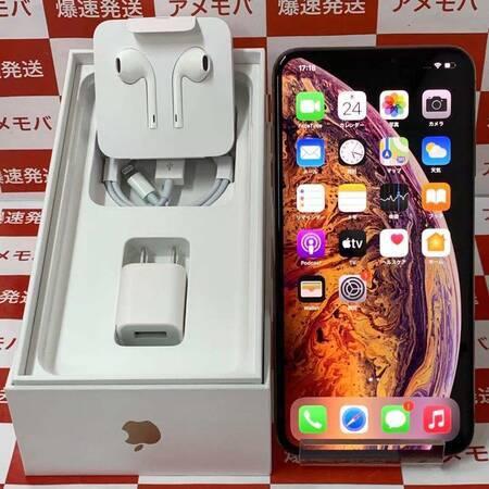 iPhone XS Max 512GB docomo版SIMフリー 交換未使用品-正面