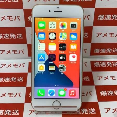 iPhone6s 16GB docomo版SIMフリー ゴールド バッテリー88%-正面