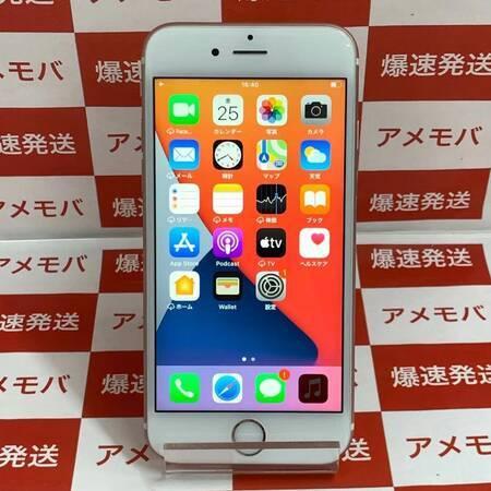 iPhone6s 64GB Apple版SIMフリー バッテリー100%-正面