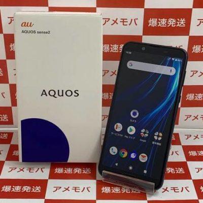 AQUOS sense2 SHV43 32GB AU版SIMフリー ブラック