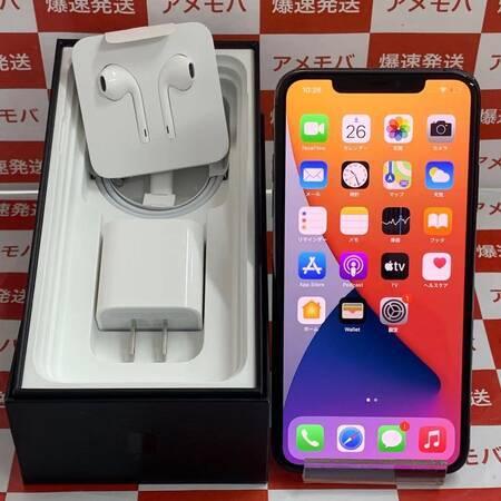 iPhone11 Pro Max 64GB Apple版SIMフリー 極美品-正面