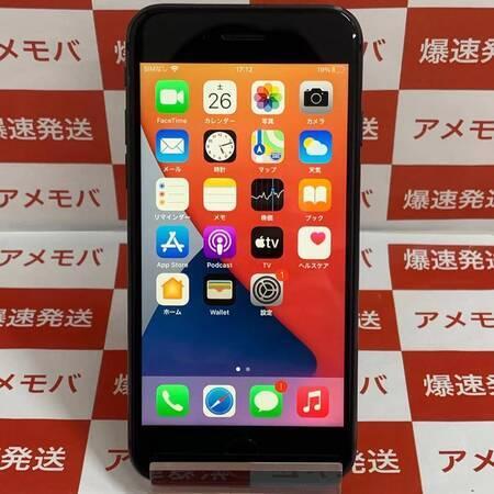 iPhone8 64GB docomo版SIMフリー スペースグレイ バッテリー100%-正面