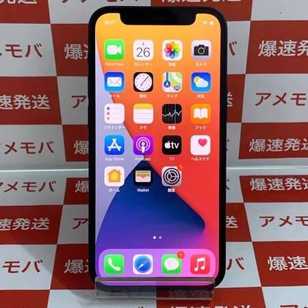 iPhone12 mini 64GB AU版SIMフリー バッテリー100% ほぼ未使用-正面