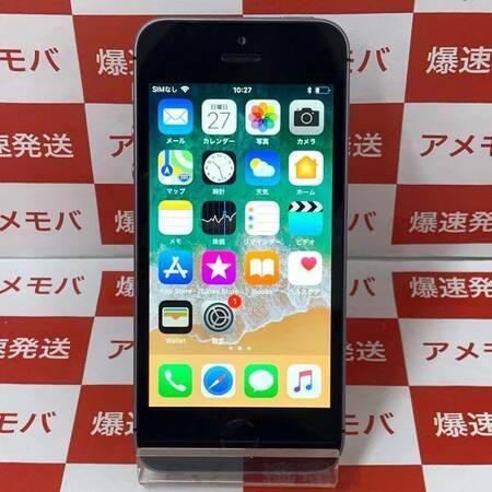 iPhone SE 16GB docomo版SIMフリー バッテリー100% 美品-正面