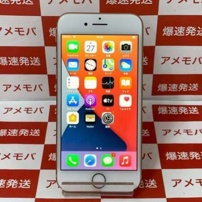 iPhone8 64GB docomo版SIMフリー ゴールド バッテリー85% 美品