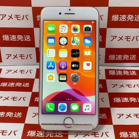 iPhone8 64GB AU版SIMフリー ゴールド バッテリー86%-正面