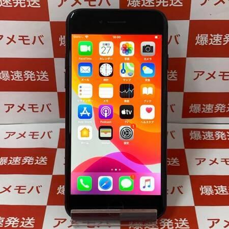 iPhone7 128GB Softbanko版SIMフリー ブラック バッテリー100%-正面
