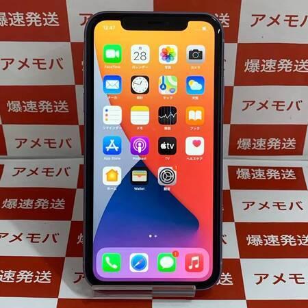 iPhone11 64GB Softbank版SIMフリー バッテリー100% 美品-正面