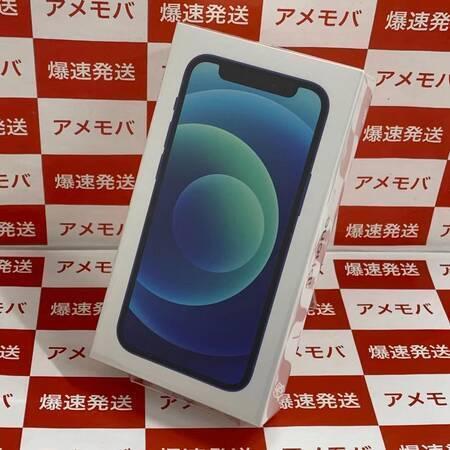 iPhone12 mini 128GB Apple版SIMフリー 新品未開封 ブルー-正面