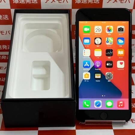 iPhone7 Plus 128GB Softbank版SIMフリー バッテリー100%-正面