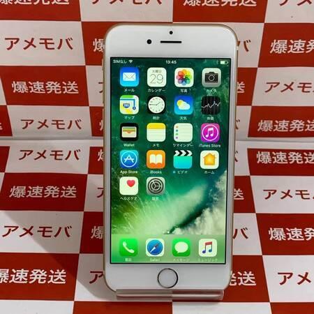 iPhone6 64GB docomo○ バッテリー91% ゴールド-正面