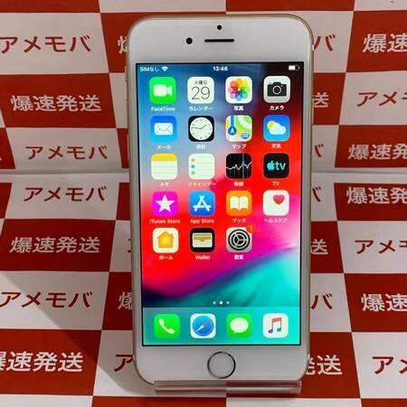 iPhone6 16GB Softbank○ バッテリー88% ゴールド-正面