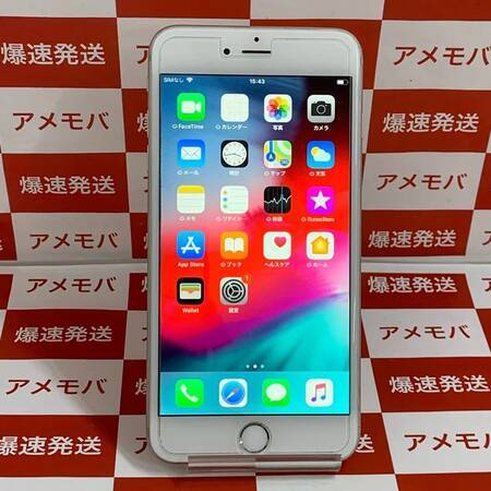 iPhone6 Plus 16GB Softbank○ シルバー-正面